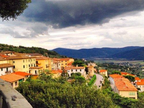 Hill towns of Italy Cortona