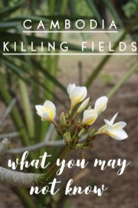 What to know before visiting Cambodia Killing Fields. Click to learn 10 tragic facts about the brutal Khmer Rouge, s 21 prison in Phnom Penh now the Tuol Sleng Genocied Museum and the nearby Choeung Ek Memorial Park at the killing field outside of Phnom Penh #Cambodia. # travel