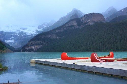 Canada road trip Lake Louise