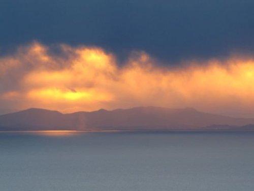 Lake-titicaca-sunset-Bolivia