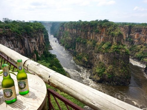 Look Out Cafe Victoria Falls