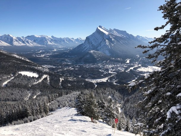 Winter quotes Banff National Park