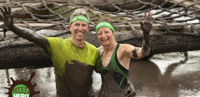 Mud Hero Red Deer