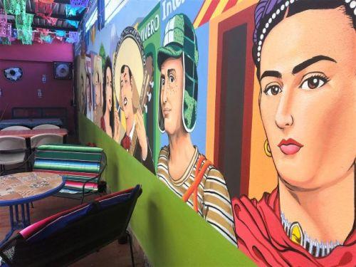 Mural Cafe Koko La Paz