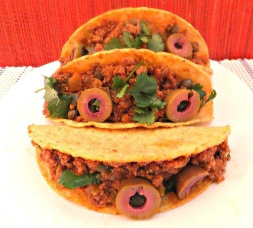 Mexican picadillo