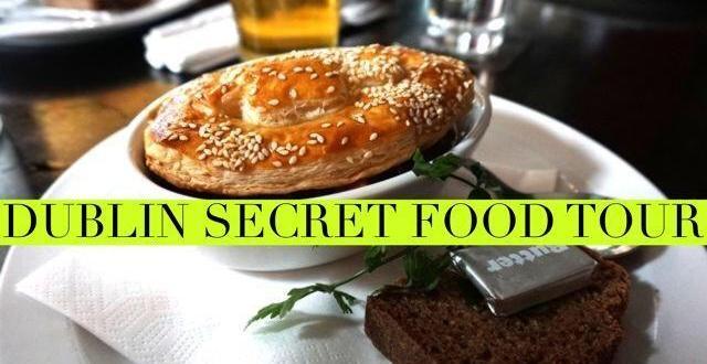 Secret food tour Dublin