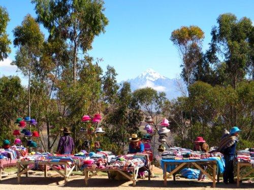 SHOPPING PERU MARKETS