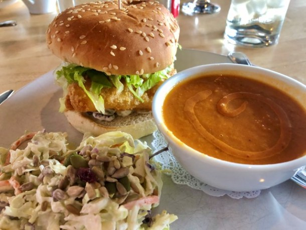 Sweetgrass Cafe Trochu Alberta