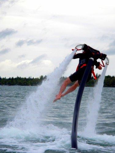 Sylvan Lake Jetpack