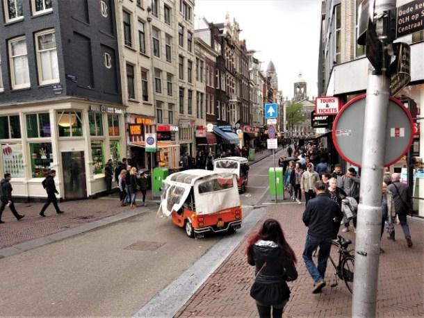 city scene Netherlands