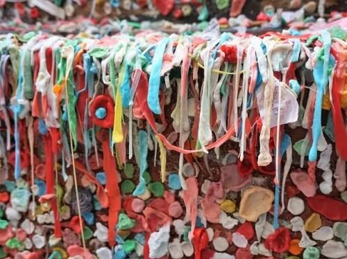 gum alley Seattle