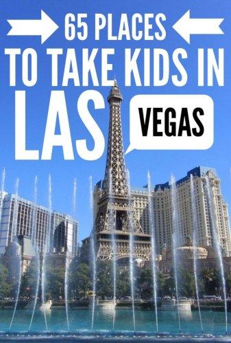 65 places to visit in las Vegas