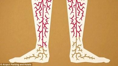كيف تتجنب تورم القدمين اثناء رحلات السفر الطويلة 5