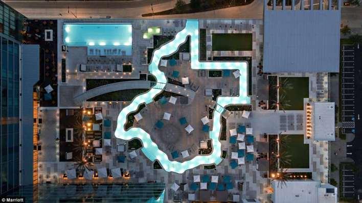 بالصور : حمامات السباحة الأكثر غرابة على مستوى العالم 4