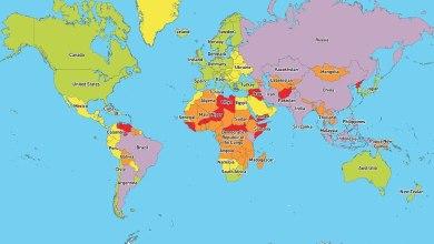 Photo of الكشف عن قائمة اخطر البلاد في العالم لعام 2020