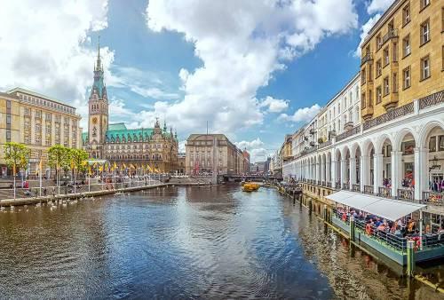 السياحة في هامبورغ المانيا