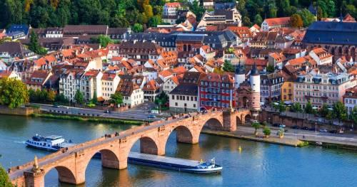 السياحة في هايدلبرغ ألمانيا