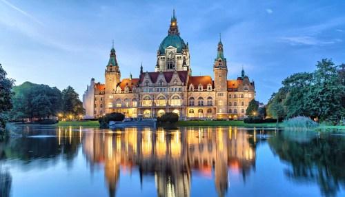 السياحة في هانوفر ألمانيا