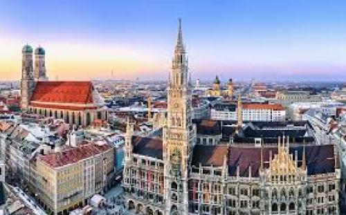 السياحة في ميونخ ألمانيا