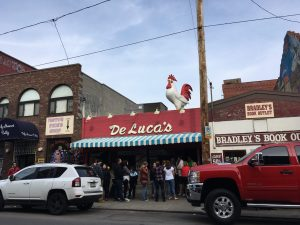 DeLuca's Diner in Pittsburgh
