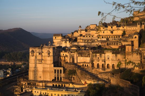 Taragarh Fort, Bundi.