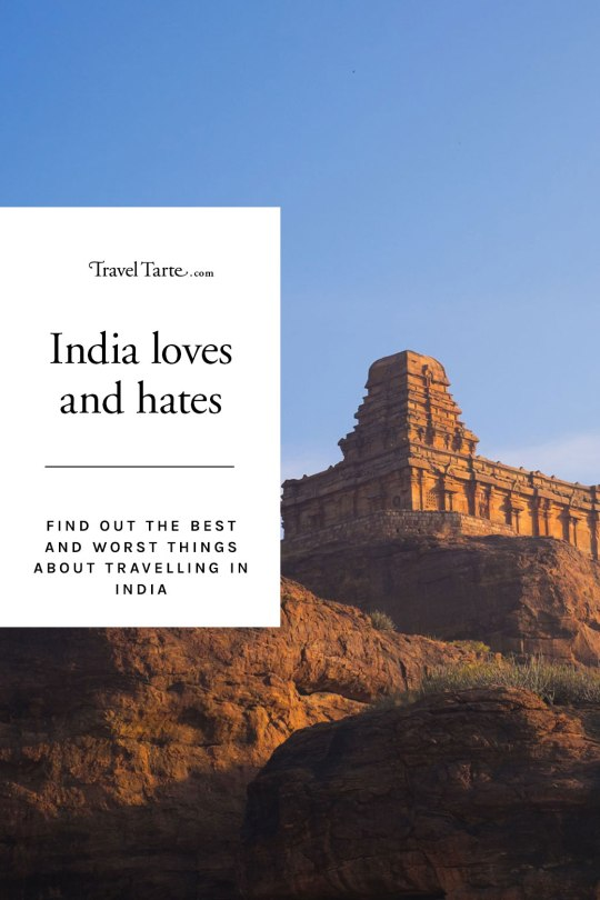 India is one of the most fascinating places in the world, but sometimes it's a hard place to love. Find out the best and worst things about travelling in India at traveltarte.com