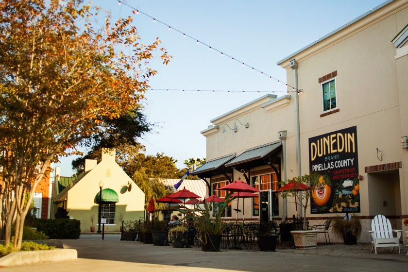 Day Trip Guide: Dunedin, FL - Explore downtown on foot