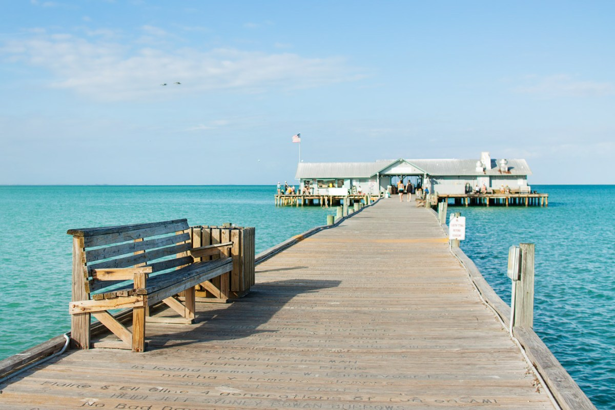 Photo of the Week 02: Anna Maria City Pier