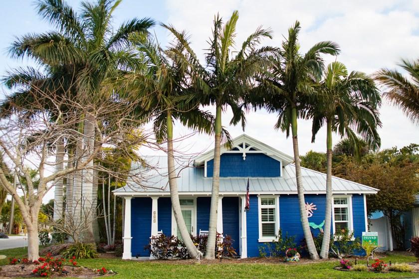 Pine Avenue on Anna Maria Island, FL