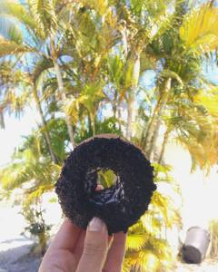 The Donut Experiment - Fresh baked oreo donuts on Anna Maria Island