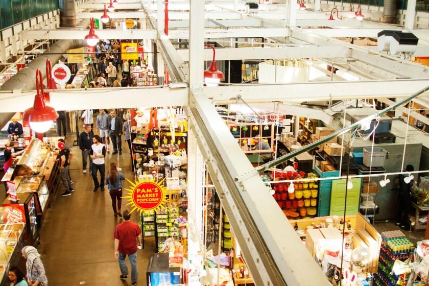 North Market in Columbus, Ohio