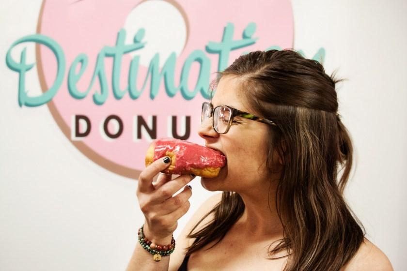 Destination Donuts in North Market - Columbus, Ohio