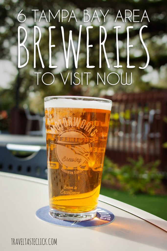 A short guide to some of the best craft breweries in the Tampa Bay area