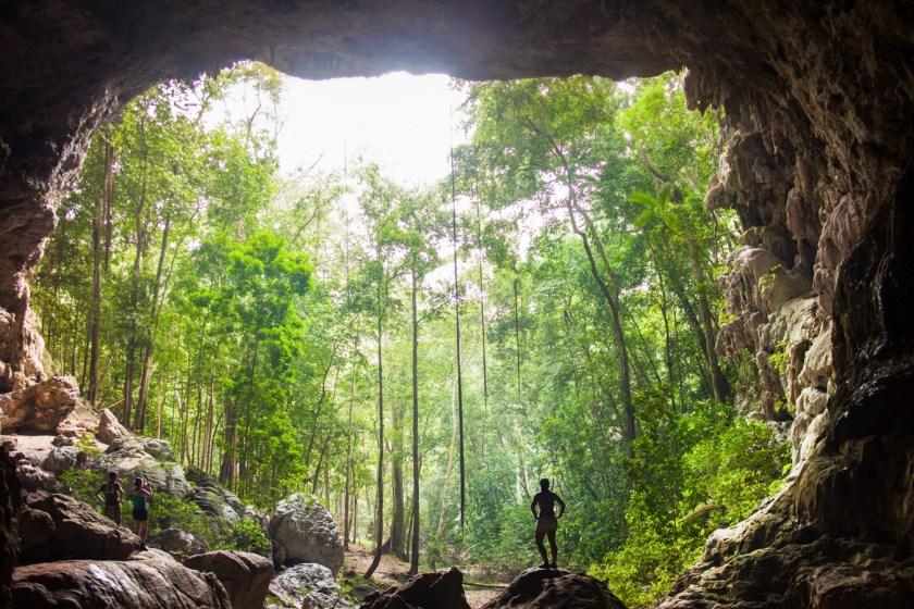 Rio Frio Cave - Cayo, Belize