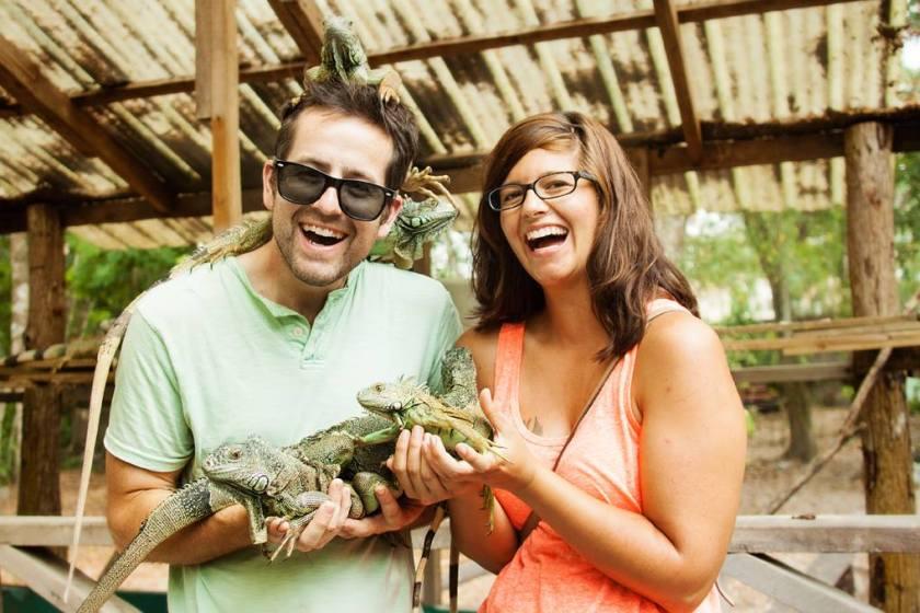 Green Iguana Conservation Project - San Ignacio, Belize