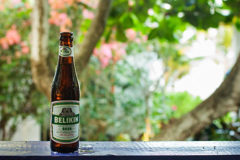 Belikin: The Beer of Belize!