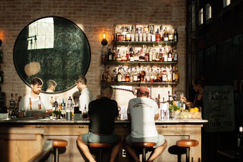 Ice Plant - St. Augustine, FL is a must stop for craft cocktails