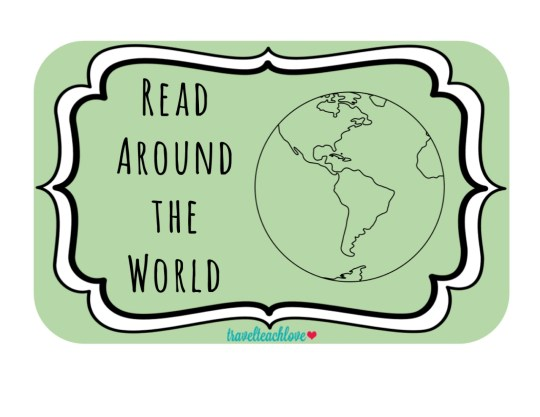 Read Around The World Cover