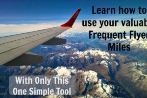 The Hassle Free Way to Find the Best Airmile Rewards