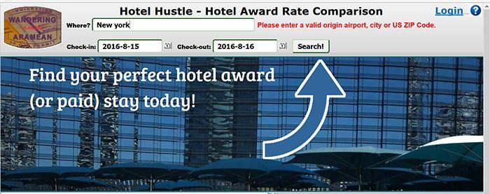 Hotel Hustle screenprint