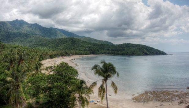 Nagtabon Beach-Palawan