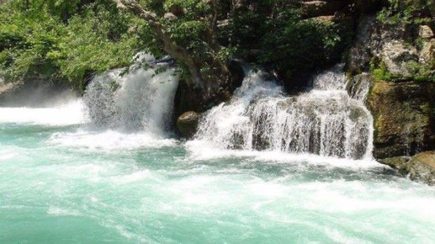 white water rafting in Antalya 1