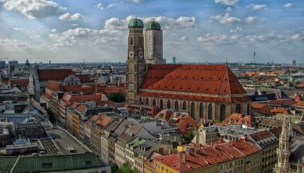 head to Munich for Oktoberfest
