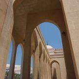 Al Fatih mosque exterior