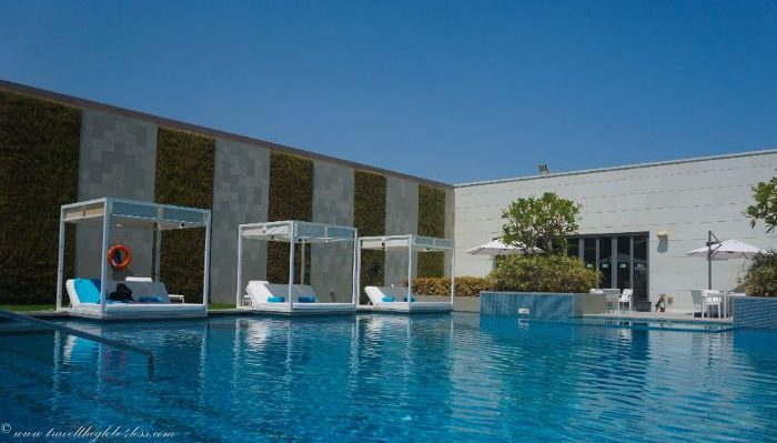 The Intercontinental Pool Bahrain