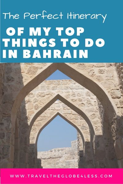 Top things to do in Bahrain Pinterest