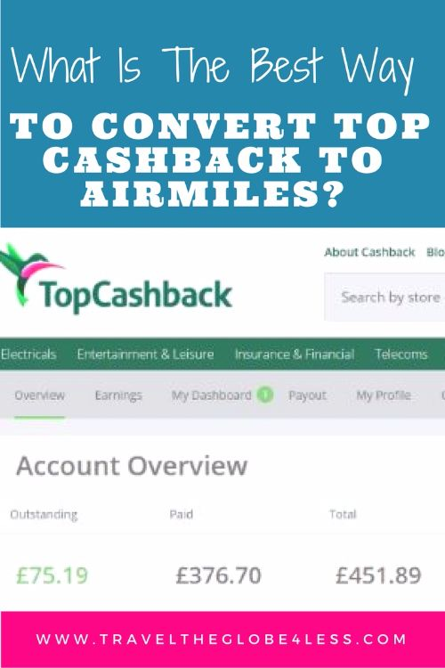 Top Cashback Pinterest
