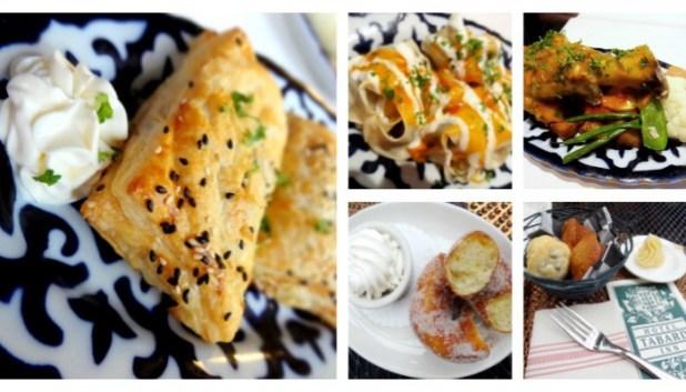 Russian/Usbeki food in Washington