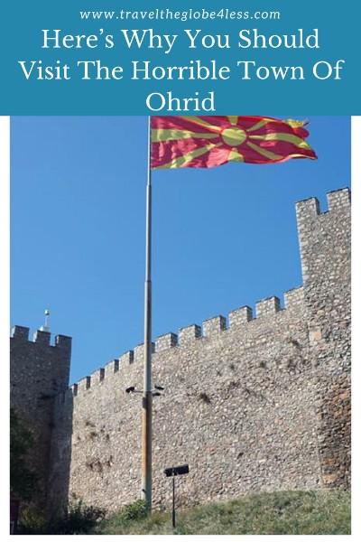 horrid Ohrid pinterest