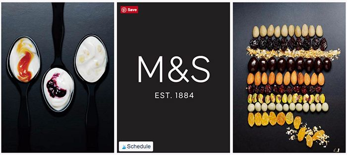 British Airways food screenshot
